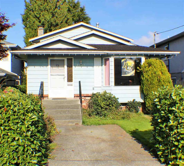 3597 GARRY STREET - Steveston Village House/Single Family for sale, 4 Bedrooms (R2010775) #1