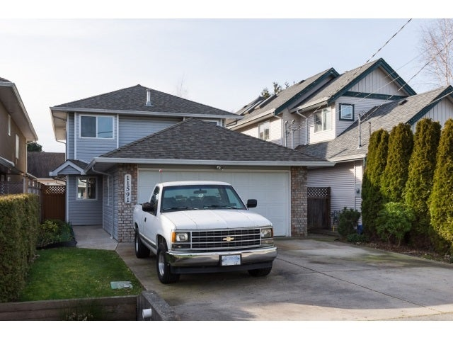 11591 4TH AVENUE - Steveston Village House/Single Family for sale, 4 Bedrooms (R2037469) #1