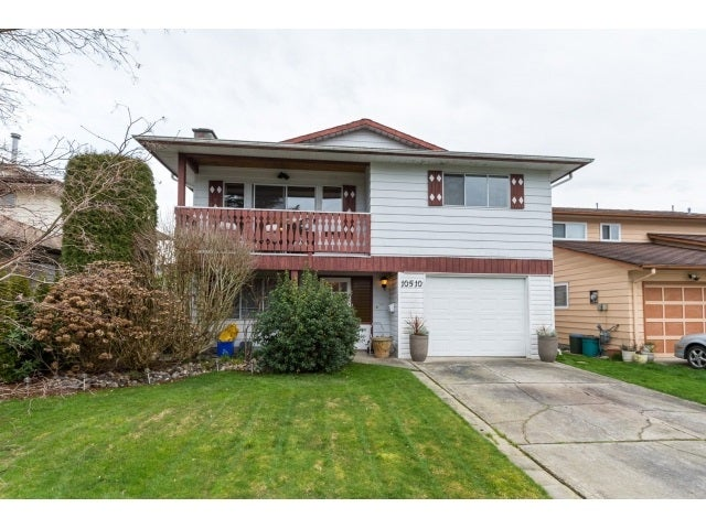10510 HOLLYMOUNT DRIVE - Steveston North House/Single Family for sale, 4 Bedrooms (R2037491) #1