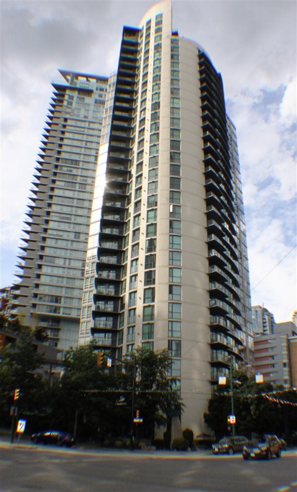 1606 501 PACIFIC STREET - Downtown VW Apartment/Condo for sale, 1 Bedroom (R2079255) #2
